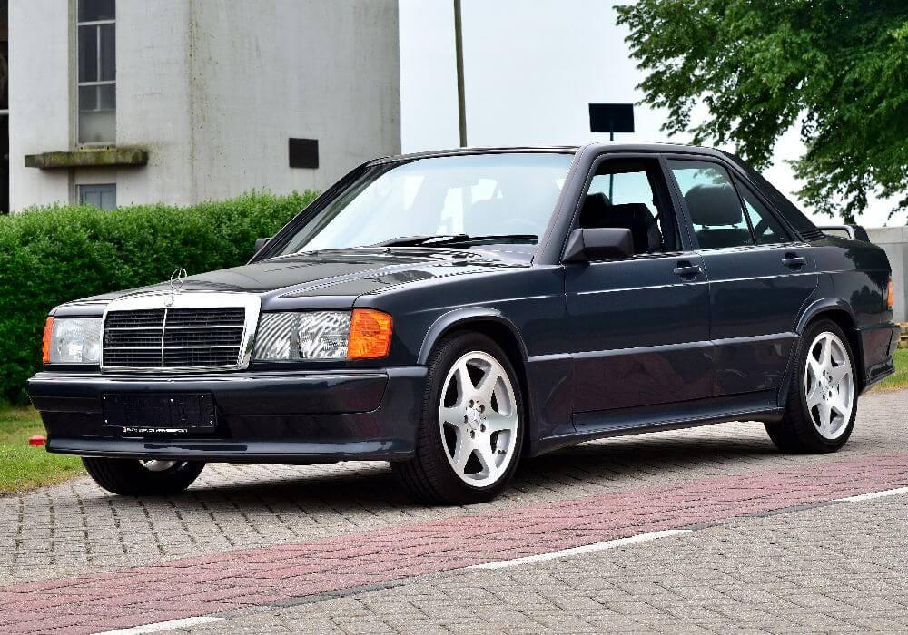 Mercedes 2.5V16