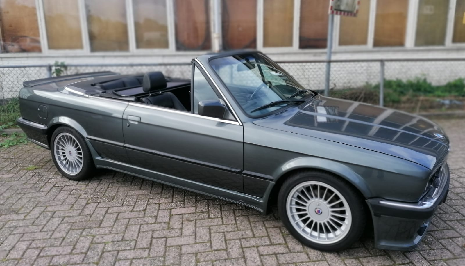 BMW 3 serie 325i cabrio Mtech1 bouwjaar 1987